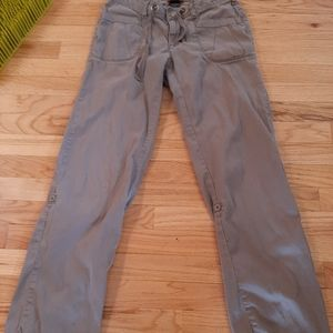 The North Face Womens Hiking Pants Gray Sz 2